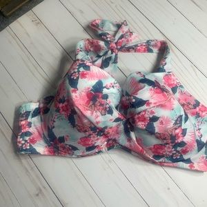 Swimsuits For All Swim - Swimsuitsforall Floral Bikini High Rise 18/16 ****